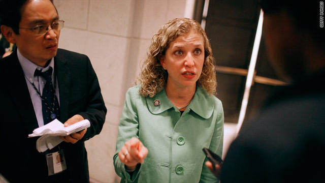 Wasserman Schultz: GOP budget proposal, 'death trap for seniors'