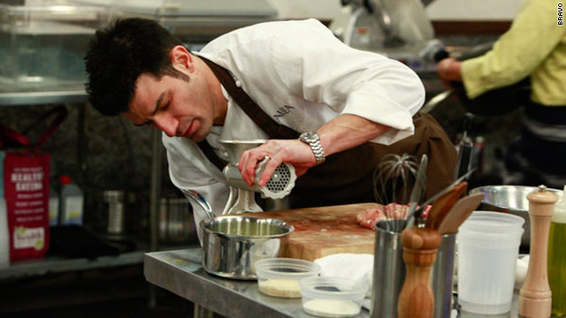 Top Chef Masters: Of meatballs and Mad Men