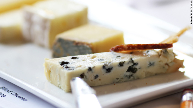 Five rules for pairing wines with cheese