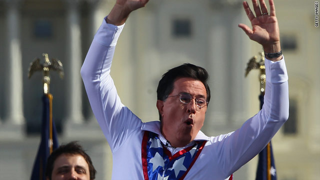 My Take: Why Islam needs Stephen Colbert