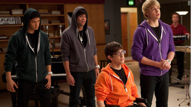 'Glee' to cover Rebecca Black's 'Friday'