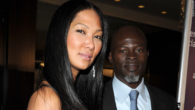 Kimora Lee Simmons: I'm not anorexic