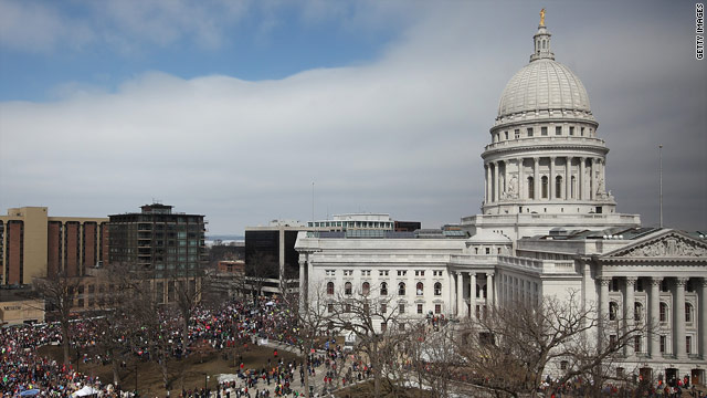 Recount possible in Wisconsin Supreme Court election