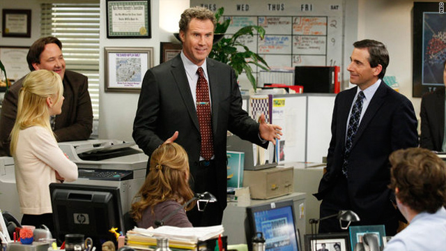 Will Ferrell takes over 'the Office'