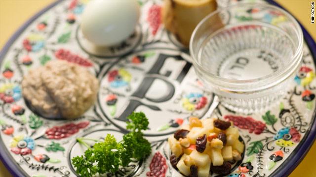 A Mormon Passover Seder