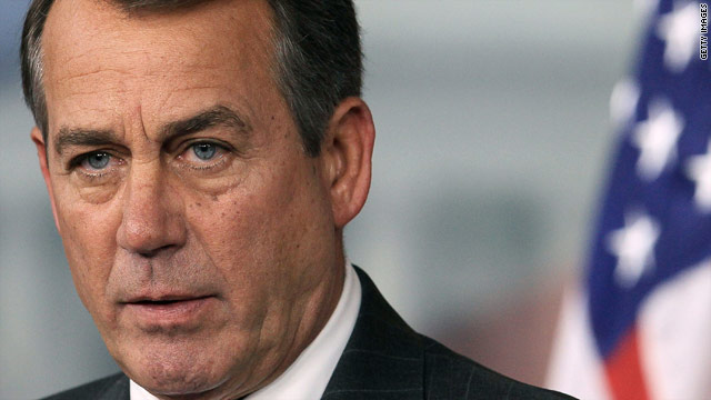 Boehner meets with Iraqi prime minister in Baghdad