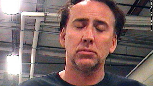 Police: Nicolas Cage arrested in New Orleans