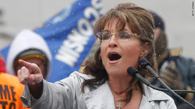 Palin to GOP: 'Learn how to fight like a girl'