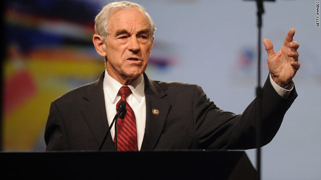 Latest S.C. straw poll win goes to Ron Paul