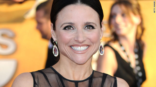 Julia Louis-Dreyfus to play VP in HBO comedy