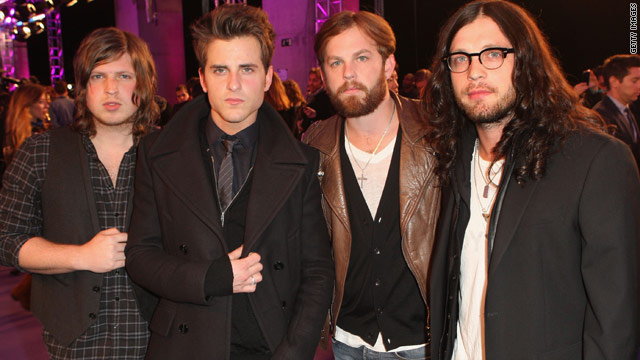Kings of Leon accept 'Glee' creator's apology