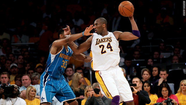 Sports Update: Can Lakers recover from Hornets sting?