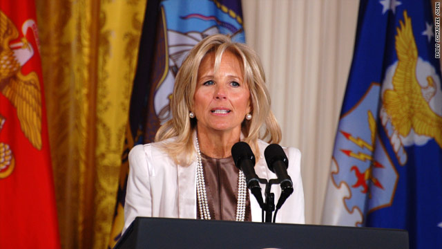Commencement Speaker Dr. Jill Biden
