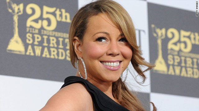 Mariah Carey to join Simon Cowell's 'X Factor'