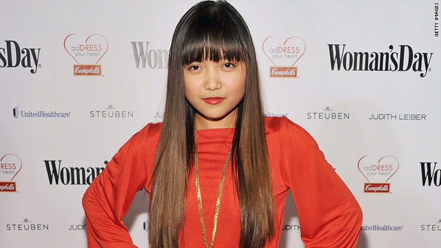 Charice returns to 'Glee'