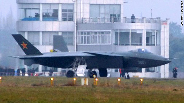Report: China stealth fighter makes second test flight