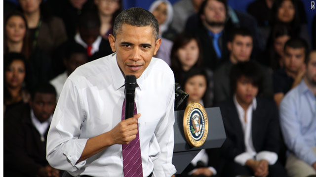 Obama talks fiscal reform at town hall-style meeting