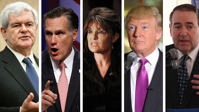 Poll: Most Americans can't name GOP candidates