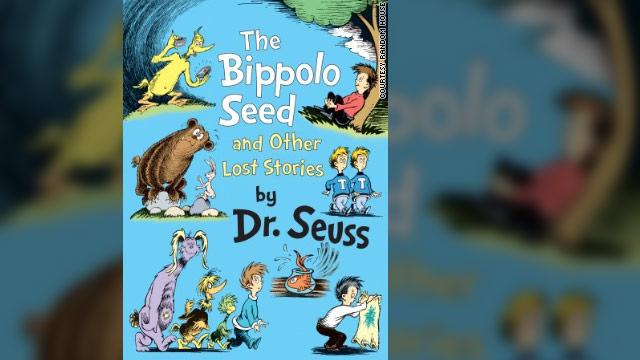Look! Look! A new Seuss book!