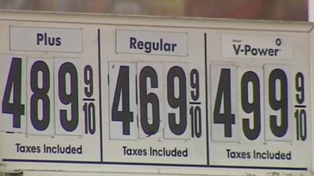 Gotta Watch: Gas prices jump