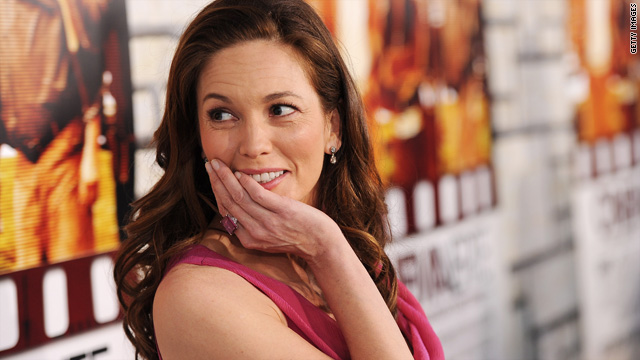 Diane Lane: No reality TV for me, thank you