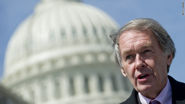 Markey picks up major support for Senate bid, including from Kerry