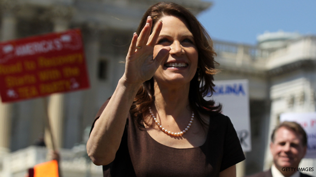 Bachmann: Obama's certification of live birth 'should settle' birther issue