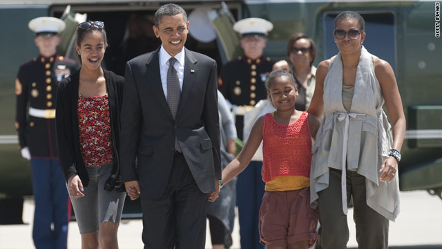 Obamas to attend space shuttle launch