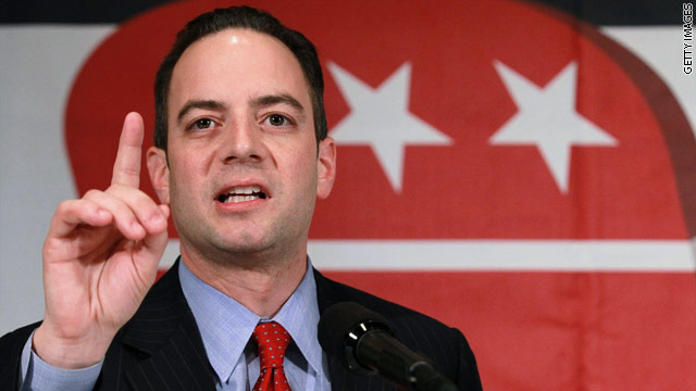 U.S. 'losing the future,' says RNC chair