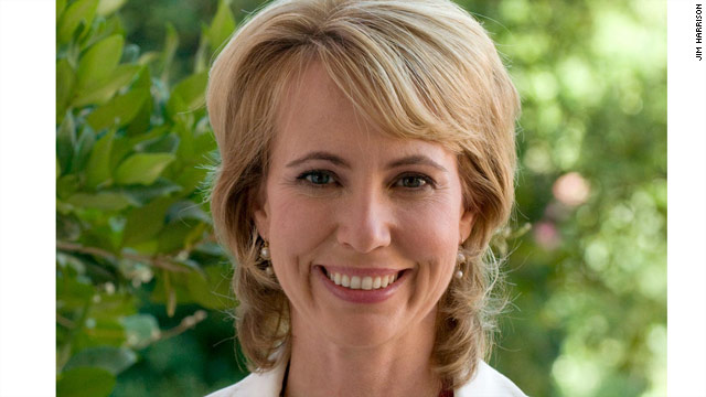 TIME 100 list: Obama honors Giffords
