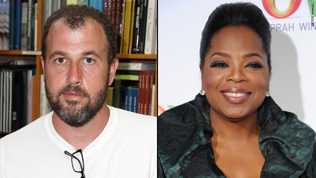 James Frey returning to 'Oprah'