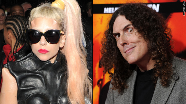Lady Gaga digs Weird Al parody