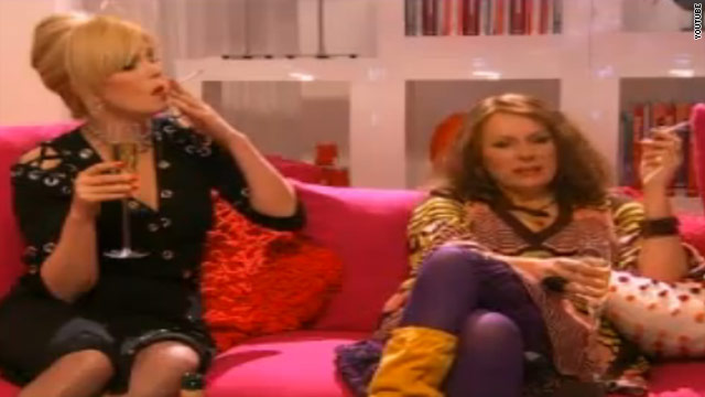 It's true sweetie dahling, 'AbFab' is coming back