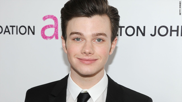 Chris Colfer pens pilot for Disney Channel