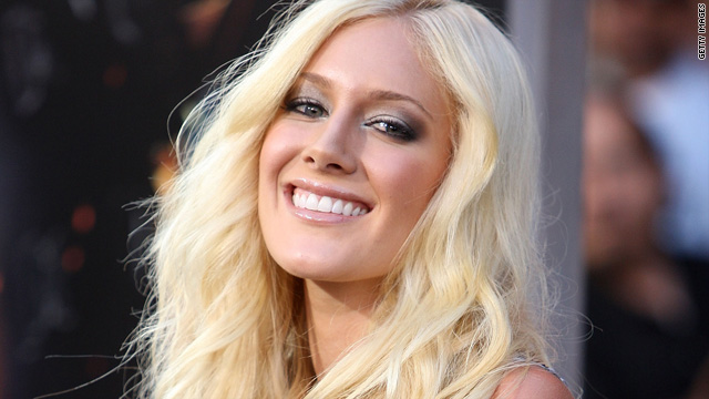 Heidi Montag returns to reality TV