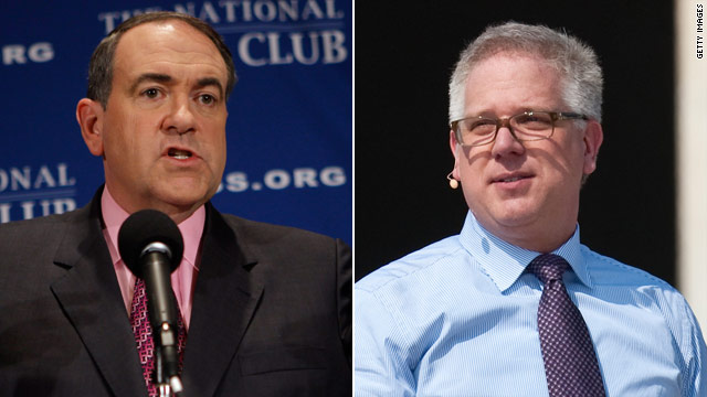 Huckabee blasts Glenn Beck
