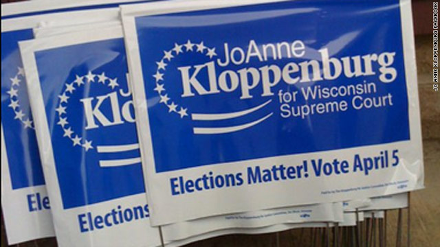 Wisconsin candidate asks for recount and investigation into vote