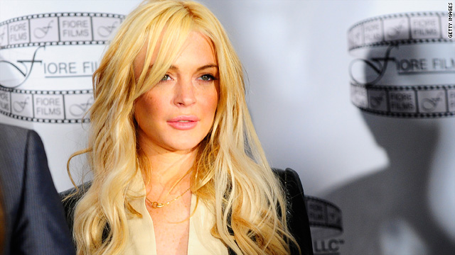 Lindsay Lohan officially on board for 'Gotti'