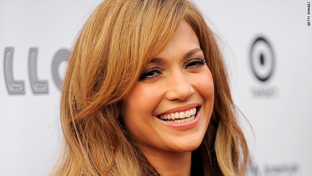 J.Lo at work on TV talent competition of her own