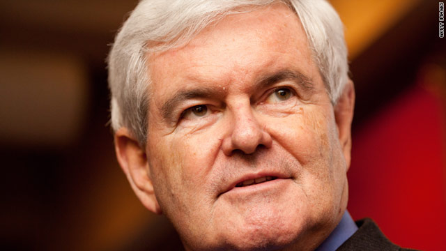 Gingrich says Obama 'has never yet become president'