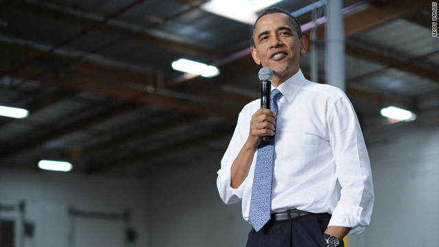 Obama: Deficit reduction must keep alive the American dream