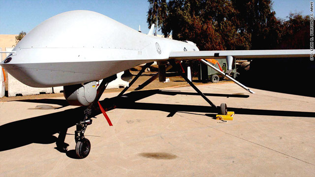 Obama has OK'd use of drones in Libya, Gates says