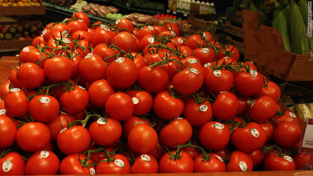 Your tomato's possible ties to slavery