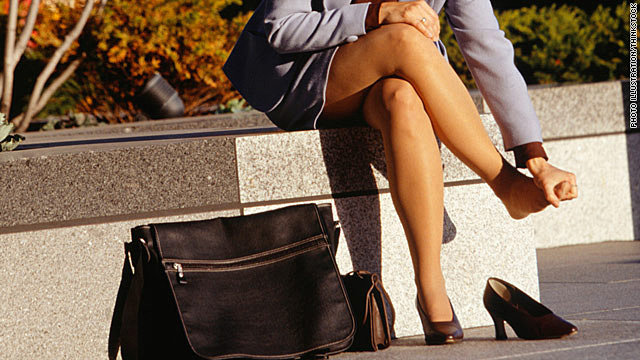 What the Yuck: Do I have to stop wearing heels?