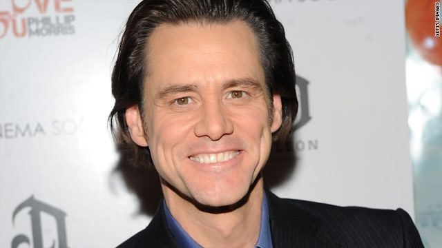 Jim Carrey's on his way to 'The Office'