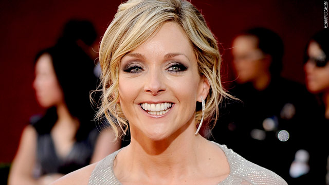 It's a boy for Jane Krakowski