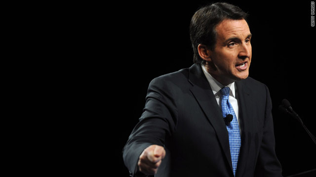 When did Pawlenty decide to run? He's not sure