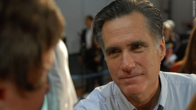 Romney leads GOP pack in New Hampshire