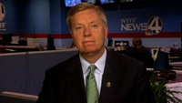 Graham: NATO should bomb Gadhafi's military HQ