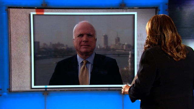 McCain: Perils in Libya include al Qaeda